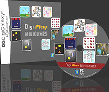 Digi Play - Mini Games PC Software