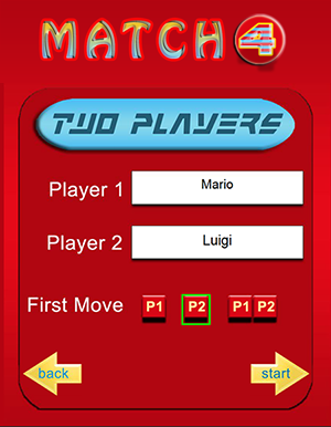 connect four game for pc