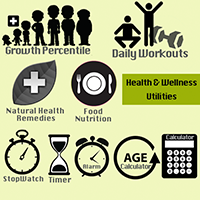 Health and Wellness Utilities
