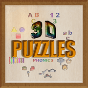 Toddler Preschool Kindergarten Puzzles