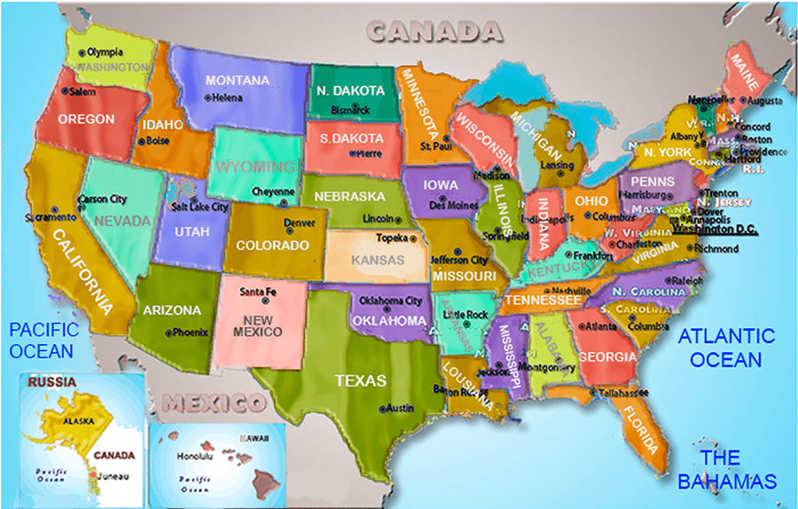 4aa54bc5f83 Buy ebook or Click on each state to learn its details
